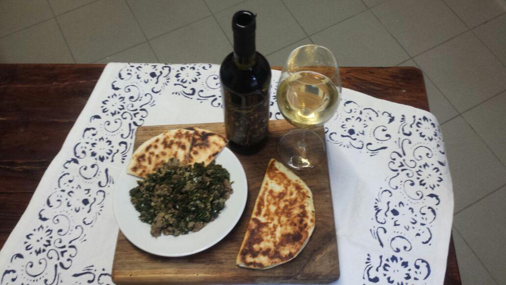 vino per piadina romagnola farcita