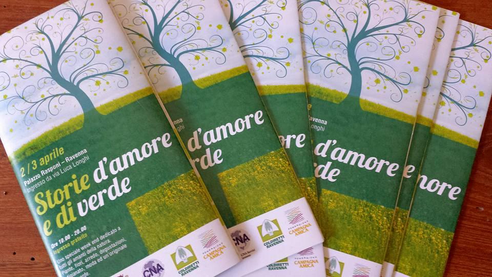 Idee bomboniera storie d'amore e di verde