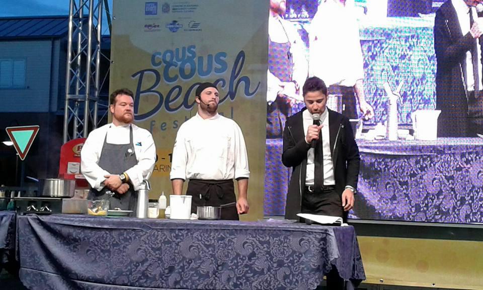 cous cous festival chef