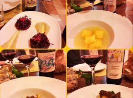 abbinare il vino con la cacciagione
