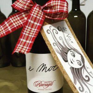 regalare vino a natale cantina ravagli uva del tunde