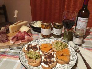 vino giusto per un aperitivo casalingo